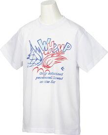 【ラッキーシール対象】CONVERSE(コンバース)バスケットTシャツプリントTシャツ ミニバス ジュニアCB482302ホワイト