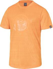 【ラッキーシール対象】CONVERSE(コンバース)マルチSPTシャツTシャツ(裾ラウンド) BACKCOURT EDITION バックコ−トエディション メンズ バスケットボールウェアCBE281322オレンジ