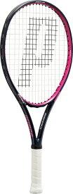 【7日限定P最大10倍】Prince(プリンス)テニス【ジュニア 硬式テニス用ラケット(ガット張り上げ済)】 シエラ25(6〜9歳向け)7TJ052