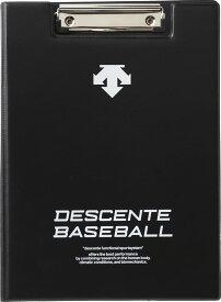 【ラッキーシール対象】デサント(DESCENTE)野球&ソフトグッズその他【野球・ソフトボール用】 フォーメーションボードC1011Bブラック