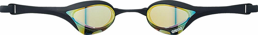 【3,000円OFF・5%OFFクーポン配布中】ARENA(アリーナ)水泳水球競技ゴーグル・サングラスくもり止めスイムグラス クッションタイプ(ミラー加工)AGL180MYLYB