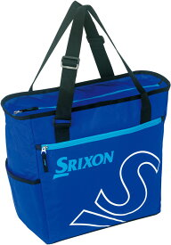 【ラッキーシール対象】SRIXON(スリクソン)テニスバッグトートバッグ(ラケット1本収納可)SPC2933ブル-