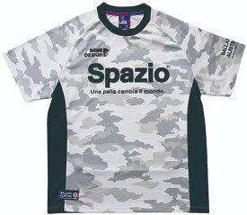 SPAZIO(スパッツィオ)フットサルJr.カモフラプラシャツGE0381