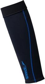 【ラッキーシール対象】Speedo(スピード)水泳水球競技アクセサリーその他(男女兼用) インスピレーションゲイターSD17Z51ブラック/ロイヤルブルー