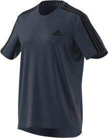 【18日限定P最大10倍】adidas アディダスM D2M 3ストライプス Tシャツ42274GM2106