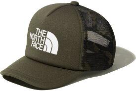 【19日20時から20日限定 P最大10倍】THE NORTH FACE ノースフェイスアウトドアキッズ ノベルティ ロゴ メッシュ キャップ Kids' Novelty Logo Mesh Cap 帽子 ぼうし 子供 キッズNNJ02104NT