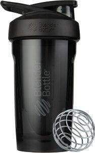 【20日限定 P最大10倍】Blender Bottle ブレンダーボトルBlender Bottle STRADA 24ozBBSTT24BK