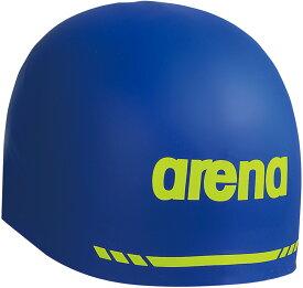 【9日20時から10日P最大10倍】ARENA(アリーナ)水泳水球競技シリコンキャップ(AQUAFORCE 3D SOFT) ARN−9400ARN9400RBLU