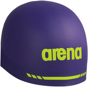ARENA(アリーナ)水泳水球競技シリコンキャップ(AQUAFORCE 3D SOFT) ARN−9400JARN9400JPPL