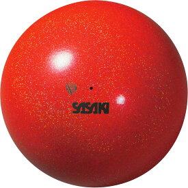 ササキ(SASAKI)新・体操FTミーティアボール 検定マーク付M207BRMFFRR