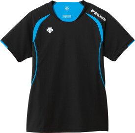 デサント(DESCENTE)バレー半袖ライトゲームシャツ(WOMEN'S)DSS5421WBBL
