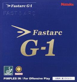 ニッタク Nittaku卓球裏ソフトテンション系ラバー ファスタークG−1NR870271