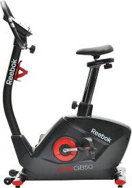 Reebok リーボックGB50 エクササイズバイク ブラック トレーニング 自宅 運動 宅トレRVON10401BK