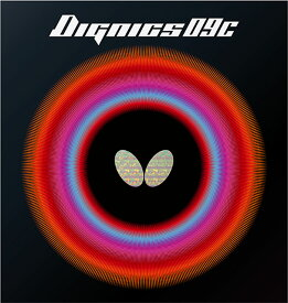 【5%OFFクーポン配布中】バタフライ(Butterfly)卓球ハイテンション裏ラバー DIGNICS 09C ディグニクス09C06070278