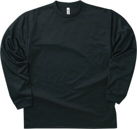 【19日20時から20日限定 P最大10倍】グリマー GLIMMERドライロングスリーブTシャツ ホワイト 140 Tシャツ 長袖 長そで 吸汗00304A005