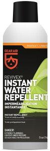 GEAR AID(ギアエイド)アウトドア 撥水剤 インスタントウォーターリペレント13013