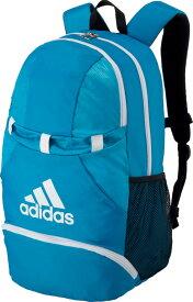 【18日限定P最大10倍】adidas(アディダス)サッカーボール用デイパック ブルー×ホワイトADP28BW