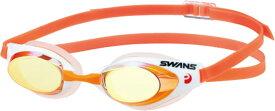 SWANS(スワンズ)水泳水球競技ミラーモデルゴーグル ファルコン プレミアム・アンチ・フォグSR71MPAFORGY