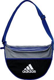 【18日限定P最大10倍】adidas(アディダス)サッカーボールバッグ 1個入れ ブルー×グレイAKM32B