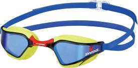 SWANS(スワンズ)水泳水球競技スイムゴーグル レーシング ミラーレンズ _SR72MMITPASR72MMITPASMBL