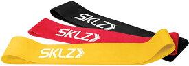 【18日限定P最大10倍】SKLZ(スキルズ)トレーニングチューブ ミニバンド MINI BANDS005005