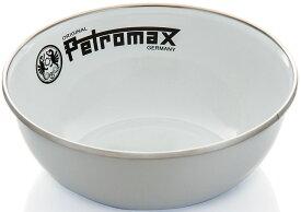 【1日限定P最大11倍】Petromax(ペトロマックス)アウトドアホーロー製 エナメルボウル 2ヶ入り ホワイト アウトドア キャンプ12893