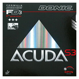 DONIC(ドニック)卓球アクーダS3AL050
