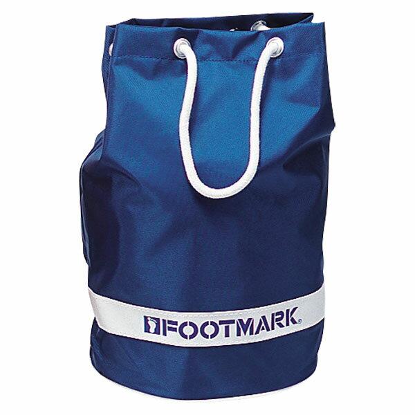 【ラッキーシール対象】FOOTMARK(フットマーク)水泳水球競技バッグスイムバッグ ラウンド101315ネイビー