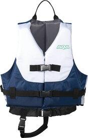 AQA(アクア)マリン水中【ジュニア】 ライフジャケット キッズ3KA9021