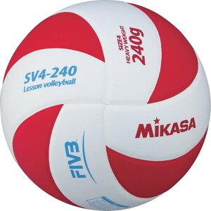 【25日限定 P最大10倍】ミカサ(MIKASA)バレーバレーボール レッスンバレー4号 WRSV4240WR