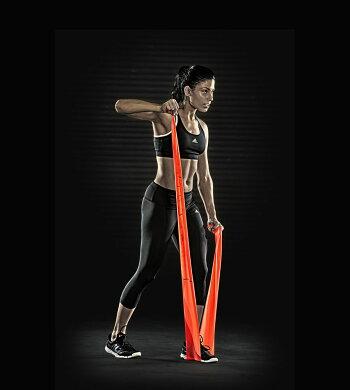 adidas(アディダス)ボディケアトレーニング小物アディダストレーニングバンド(2個セット)ADTB10604