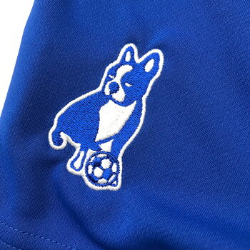 soccerjunky(サッカージャンキー)フットサルゲームシャツ・パンツプラクティスパンツ男女兼用サッカー・フットサルウェアSJ18222ブルー
