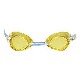 Soltec‐swim(ソルテック)水泳水球競技SOL_レーシングゴーグル_ノーマルタイプ_イエロー201203