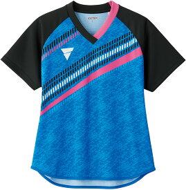 【20日限定P最大10倍】VICTAS(ヴィクタス)卓球レディース ゲームシャツ V−LGS802031475