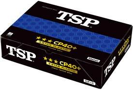TSP卓球卓球用ボール CP40+_3_スターボール _5_ダース入り014060