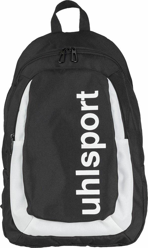 【ラッキーシール対象】uhlsport(ウールシュポルト)サッカーバッグバックパック1004250ブラック/ホワイト