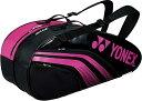 Yonex(ヨネックス)テニスTEAM SERIES ラケットバック6 リュック付き(テニスラケット6本用)BAG1932R