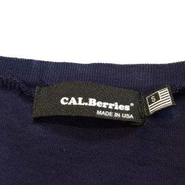 CAL.BerriesカルベリーズBERRYEASYVNECKMEN`S(3540j009)ALLMadeinUSA