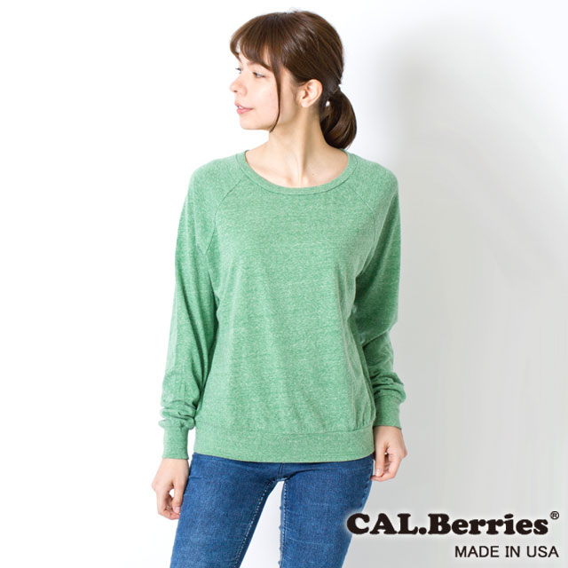 【SALE】【カルベリーズ レディース】CAL.Berries カルベリーズ CAL LAID BACK (35tj005) レディース ALL Made in USA【返品交換不可】