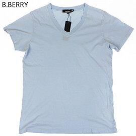 CAL.BerriesカルベリーズBERRYEASYVNECKユニセックスレディースメンズTシャツ夏シンプルVネック(3540j009)ALLMadeinUSA新作【メール便対応】