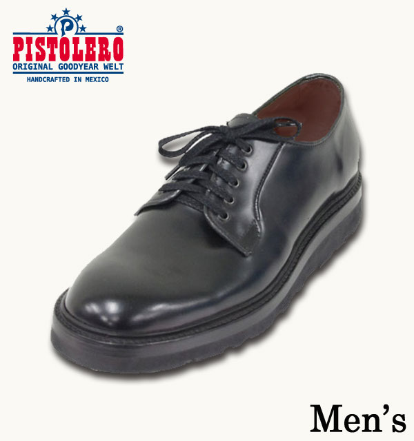 SALE 【PISTOLERO(ピストレロ)】Men's Officer [117] ワイズE SALE(返品交換不可)メンズ オフィサー日本正規代理店 送料無料