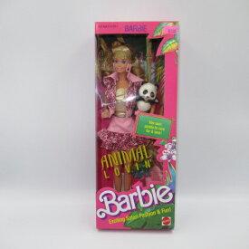 80's★バービー★Barbie★1988年★Animal Lovin' Barbie★アニマルラヴィンバービー★人形★パンダ