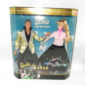 1996年★90's★Barbie Loves Elvis★バービー ラヴズ エルビス★人形★フィギュア★エルビス・プレスリー
