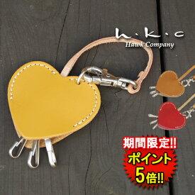 ホークカンパニー キーホルダー (6250) HEART KEY CHAIN メンズ&レディース □