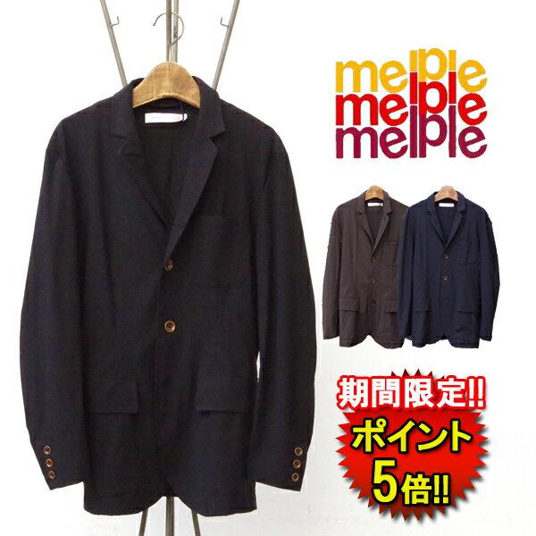 メイプル【melple】トムキャット 3Bジャケット (MP-TM100) Men's 3color □