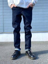 Edwin(エドウイン)JERSEYS SLIM TAPERD ジャージーズ (JMH32-100) メンズ □