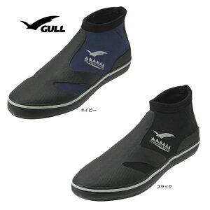 GULL ガル DECK SOLE SHORT BOOTS デッキソールショートブーツ GA-5649 ( ダイビングブーツ / 女性用 /男性用/メンズ/レディース )【2020年NEW!!】