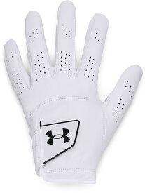 【メール便OK】UNDER ARMOUR(アンダーアーマー) 1363656 メンズ UAスピース ツアー グローブ ゴルフグローブ 左手用 手袋