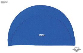 【メール便OK】ARENA(アリーナ) ARN-9640 テキスタイルスイムキャップ 大人用キャップ ゆったりサイズ 水泳帽