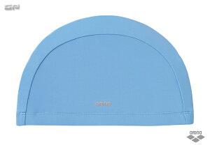【メール便OK】ARENA(アリーナ) FAR-4918 テキスタイルスイムキャップ 大人用キャップ ゆったりサイズ 水泳帽